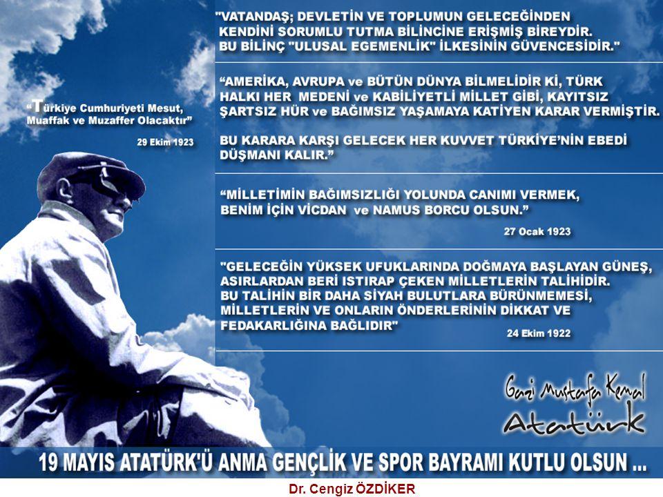 Dr. Cengiz ÖZDİKER