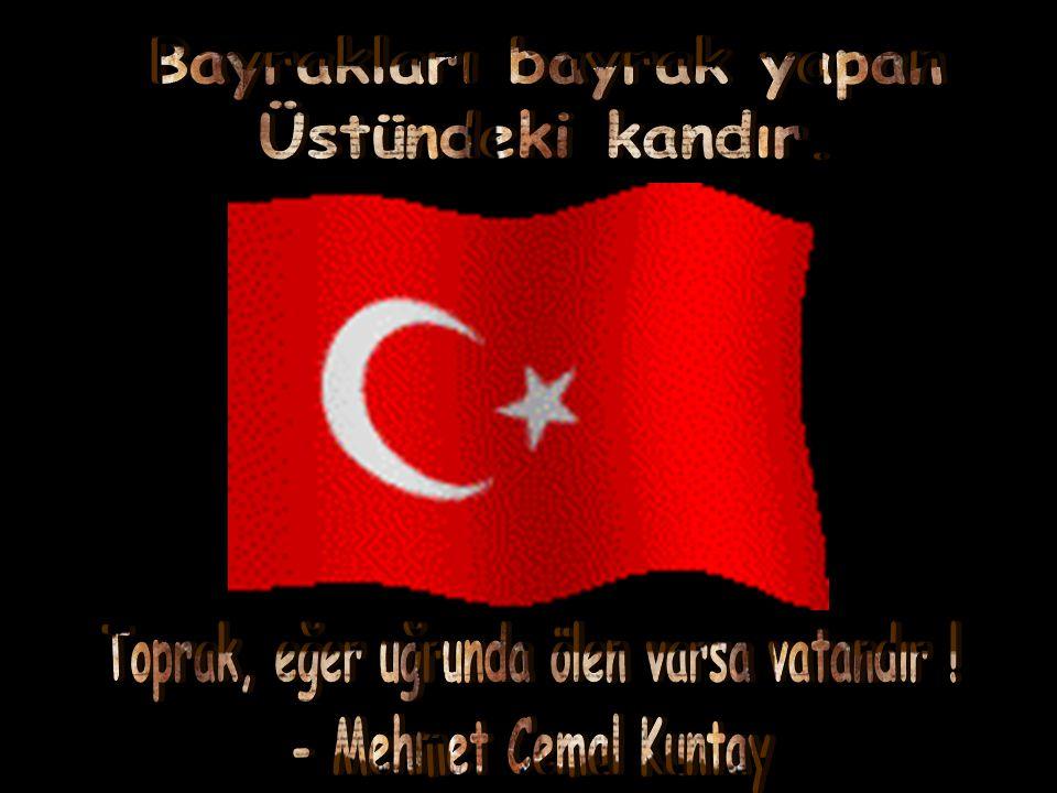 MUSTAFA KEMAL'İ DÜŞÜNÜYORUM Mustafa Kemal i düşünüyorum; Yeleleri alevden al bir ata binmiş Aşıyor yüce dağları, engin denizleri.