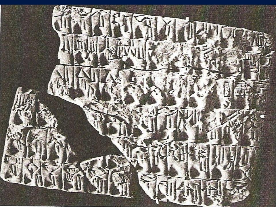 MEZOPOTAMYA KÜLTÜRÜ Doğaüstü güçler ve günahların etkisine inanılmış Astroloji çok önemli Güneş ve ay yılı doğru bir şekilde hesaplanmış