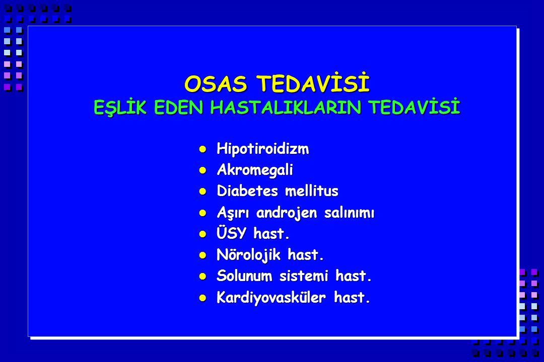 OSAS CERRAHİ TEDAVİSİ MAKSİLLO-MANDİBULER İLERLETME (MMİ) AMELİYATLARI