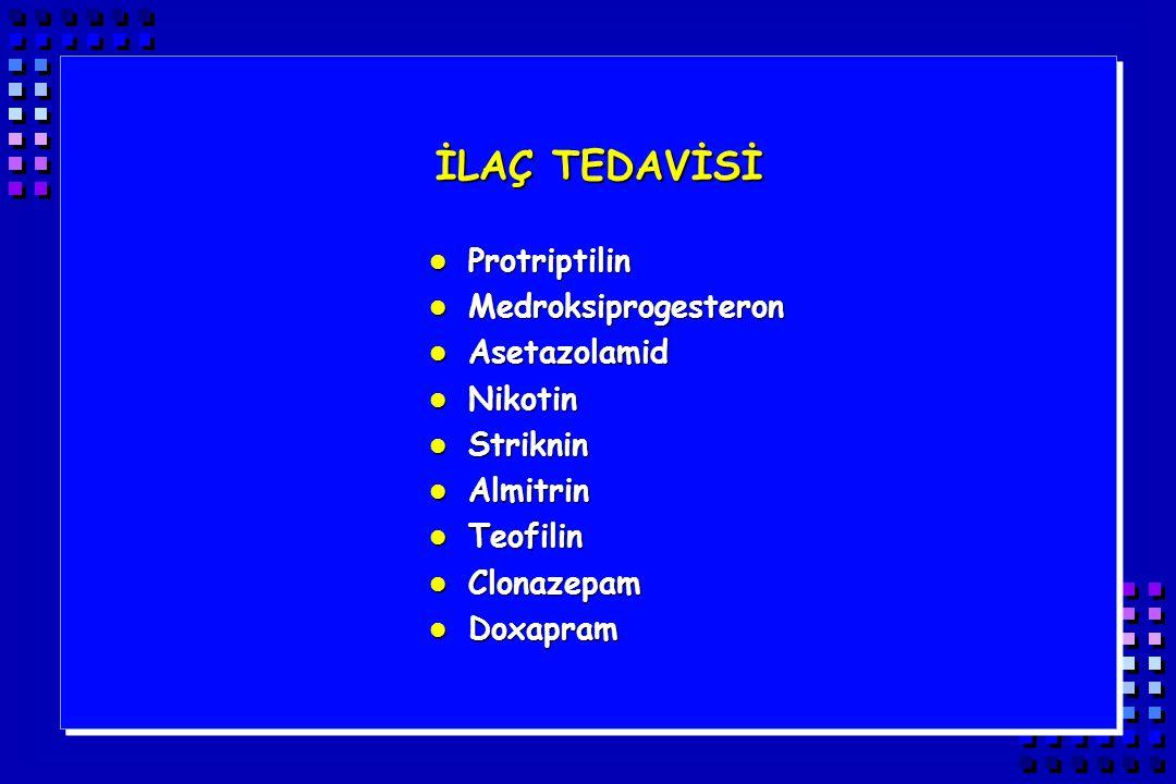 OSAS TEDAVİSİ SPESİFİK TEDAVİ l Ağıziçi araçlar l CPAP / BPAP tedavisi l Cerrahi tedavi