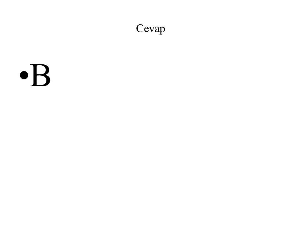 12.Soru Aşağıdaki cümlelerde altı çizili sözcüklerin hangisinde ünsüz yumuşamasına örnek olamaz.