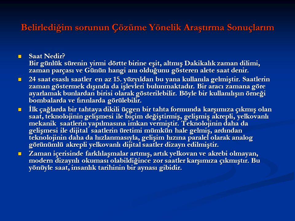ADI SOYADI:Taha Yavuzhan YAVUZ NO:553 SINIFI :8/D