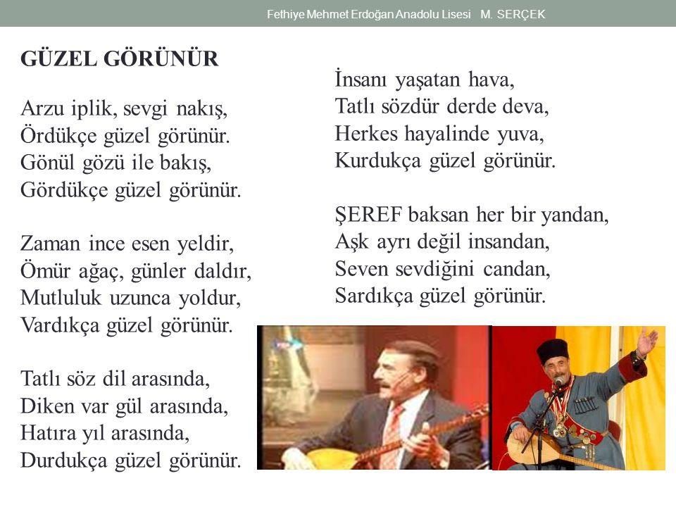 ÂŞIK FEYMANİ (1942-…) 1942 yılında Adana nın Kadirli İlçesinin Azaplı köyünde dünyaya geldi.