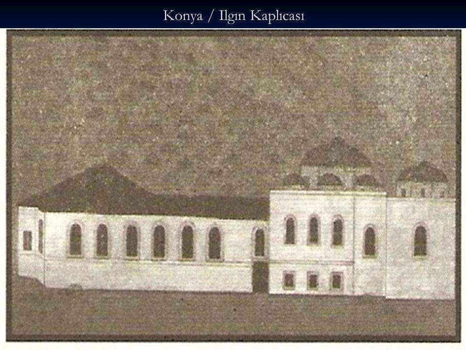 Konya / Ilgın Kaplıcası