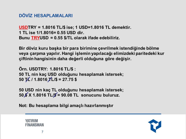 LOT Forex piyasalarında işlem birimi olarak LOT kullanılır.