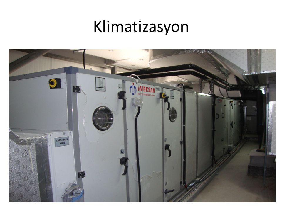 Klimatizasyon