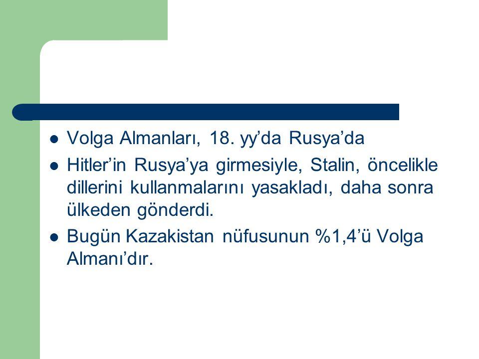 Volga Almanları, 18.