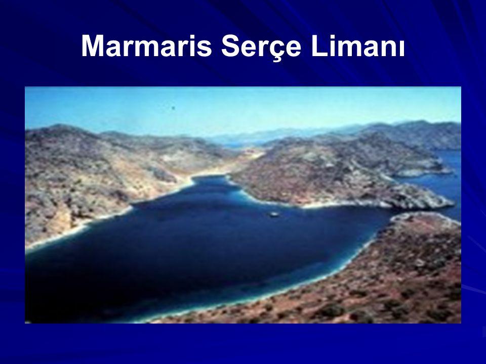 Marmaris Serçe Limanı