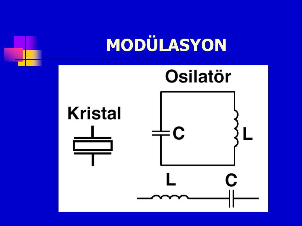 MODÜLASYON