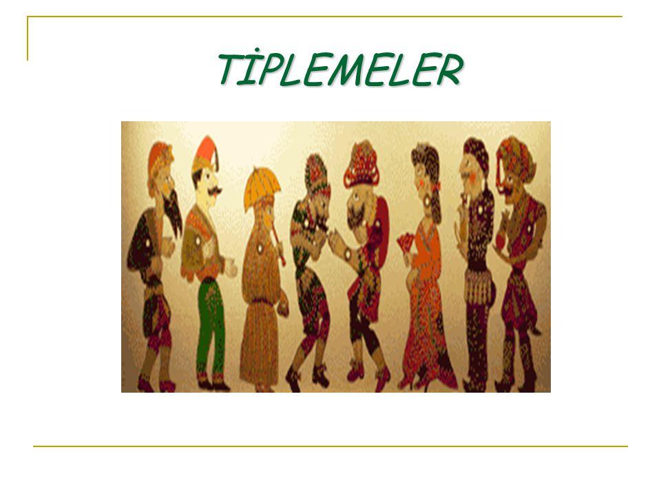 T TT TİPLEMELER