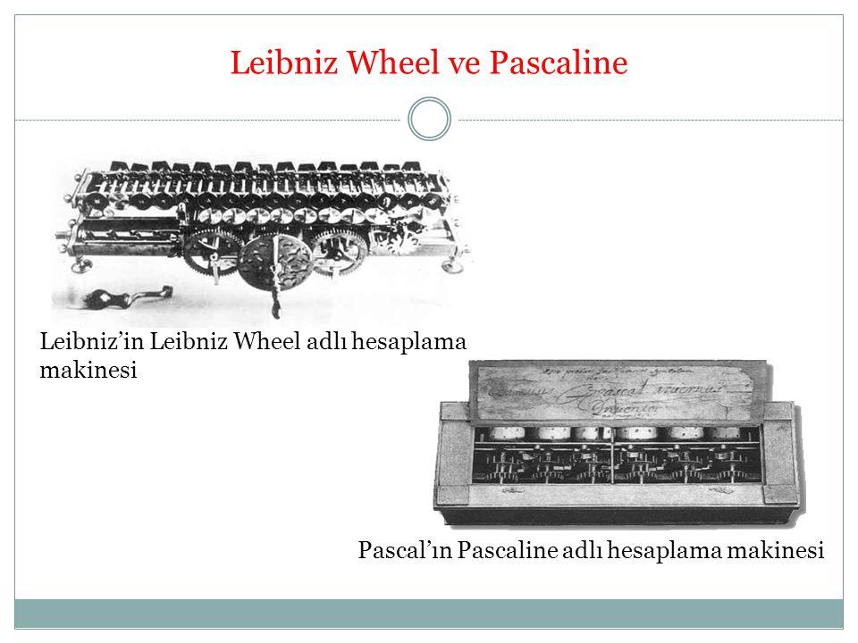 1678 – Grillet 1678'de Pierre Grillet, John Napier'in ve Blaise Pascal'ın makinelerinden esinlenerek bir hesap makinesi geliştirmiştir.
