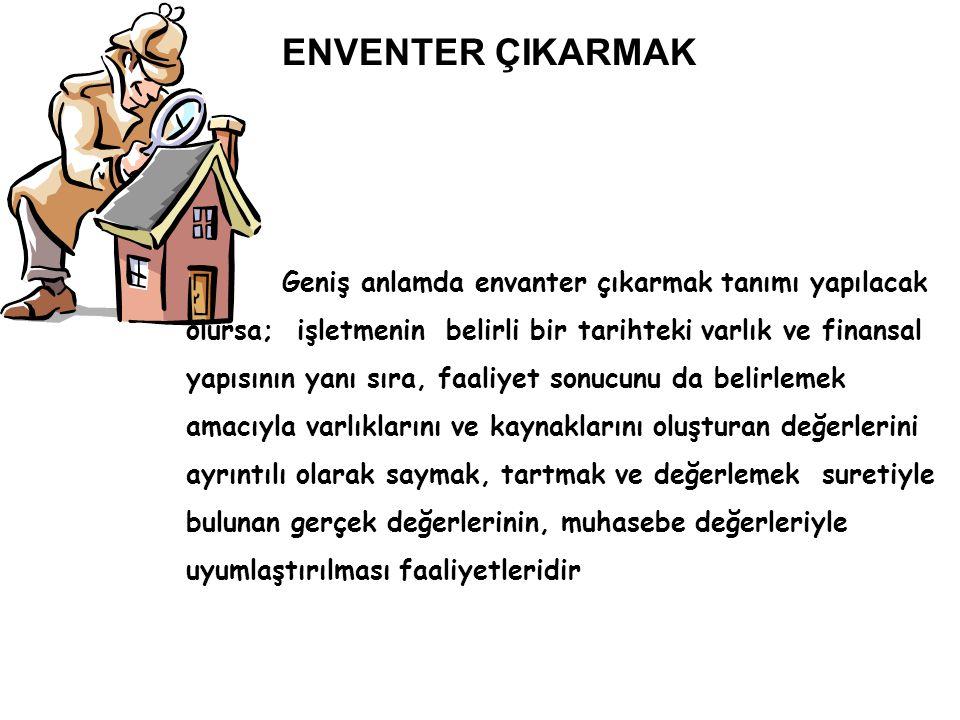 DayanakDEĞERLEME ÖLÇÜSÜ AÇIKLAMA Varsa Yoksa TTK 75.