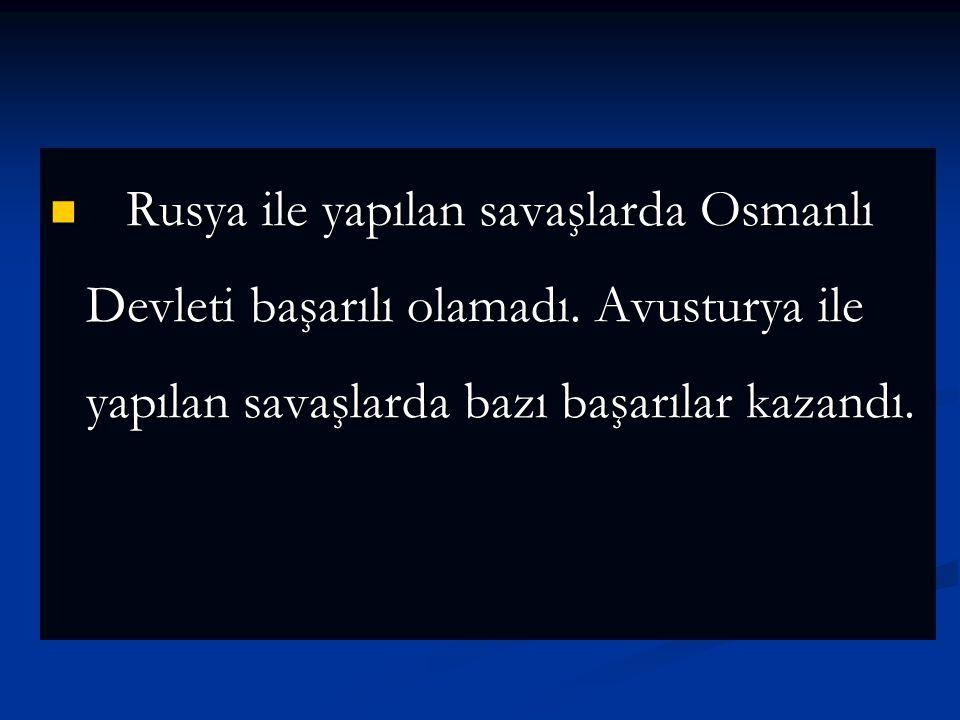 Bu gelişmeleri haber alan Osmanlı Devleti Rusya'ya savaş ilan etti. Avusturya'da Rusya'nın yanında savaşa girdi. Bu gelişmeleri haber alan Osmanlı Dev