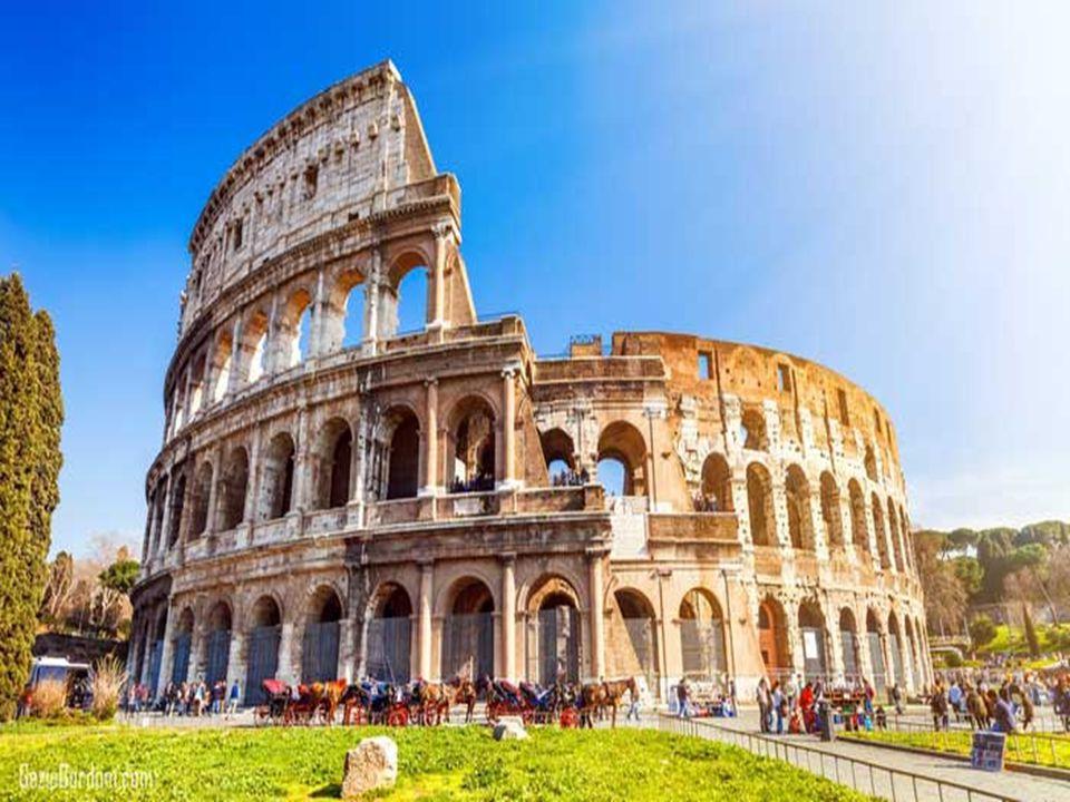 Arch of Constantine ( İ ta: Arco di Costantino), Kolezyum'dan yürüme mesafesinde olan taktır.
