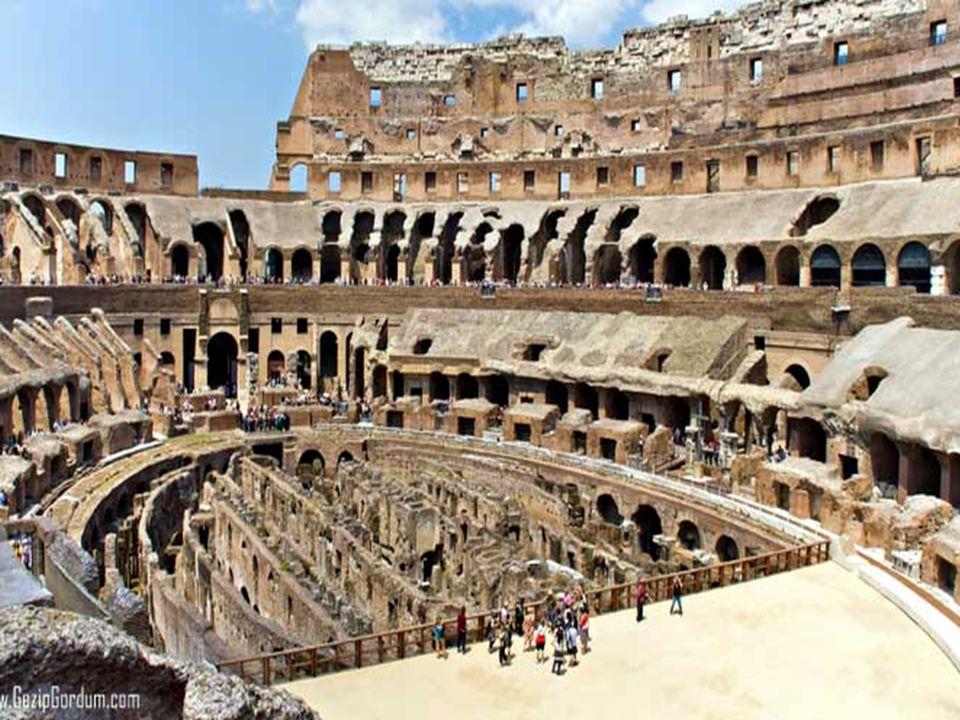TREV İ ÇE Ş MES İ RomaRoma'daki en büyük ve en ünlü barok tarzı çe ş medir.
