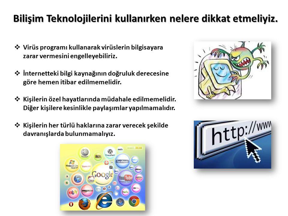 Bilişim Teknolojileri ve Sağlık