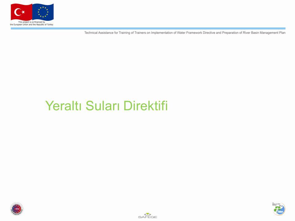 Yeraltı Suları Direktifi