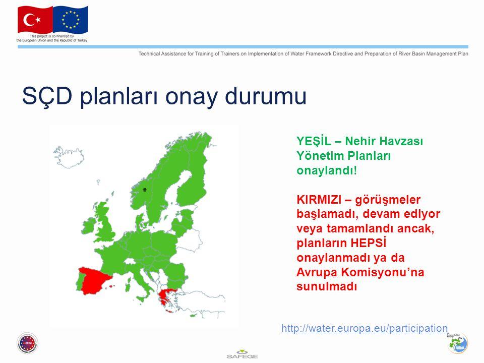  2013'de Yeraltı Suları Direktifi (YSD) Ek I ve II'sinin gözden geçirilmesi ve uygun olması halinde, izleme verileri ve araştırma sonuçlarını dikkate alacak mevzuat önerileri  Üye Devlet ve paydaşlarla YSD uygulama grubu: https://circabc.europa.eu/w/browse/b1a3fb16-0308-479a- 8b6d-0c056b6890e4 https://circabc.europa.eu/w/browse/b1a3fb16-0308-479a- 8b6d-0c056b6890e4  9 Ekim, Brüksel'de Konferans 17
