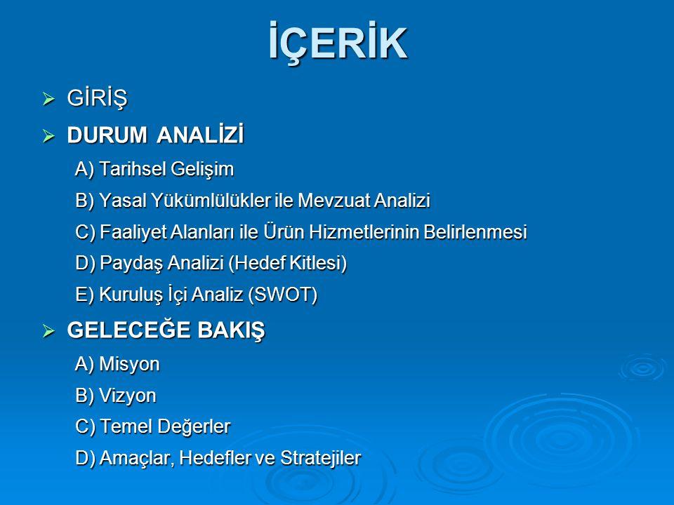  Fırsatlarımız Kurumsallaşmış, Türkiye'de kısa sürede pek çok konuda üst sıralara gelmiş bir üniversitede ve tıp fakültesi bünyesinde bir anabilim dalı olmak Kurumsallaşmış, Türkiye'de kısa sürede pek çok konuda üst sıralara gelmiş bir üniversitede ve tıp fakültesi bünyesinde bir anabilim dalı olmak Üniversitemiz Bilimsel Araştırma Projeleri Birimi'nin çok sayıda proje için kaynak oluşturuyor olması Üniversitemiz Bilimsel Araştırma Projeleri Birimi'nin çok sayıda proje için kaynak oluşturuyor olması Bilimsel projeleri destekleyen TÜBİTAK, DPT ve Çerçeve programlarının varlığı Bilimsel projeleri destekleyen TÜBİTAK, DPT ve Çerçeve programlarının varlığı Yurt dışı staj, eğitim ve araştırma olanaklarının bulunması Yurt dışı staj, eğitim ve araştırma olanaklarının bulunması Şehrin ekonomik kaynaklarının var olan tek üniversiteye aktarılma olasılığı Şehrin ekonomik kaynaklarının var olan tek üniversiteye aktarılma olasılığı