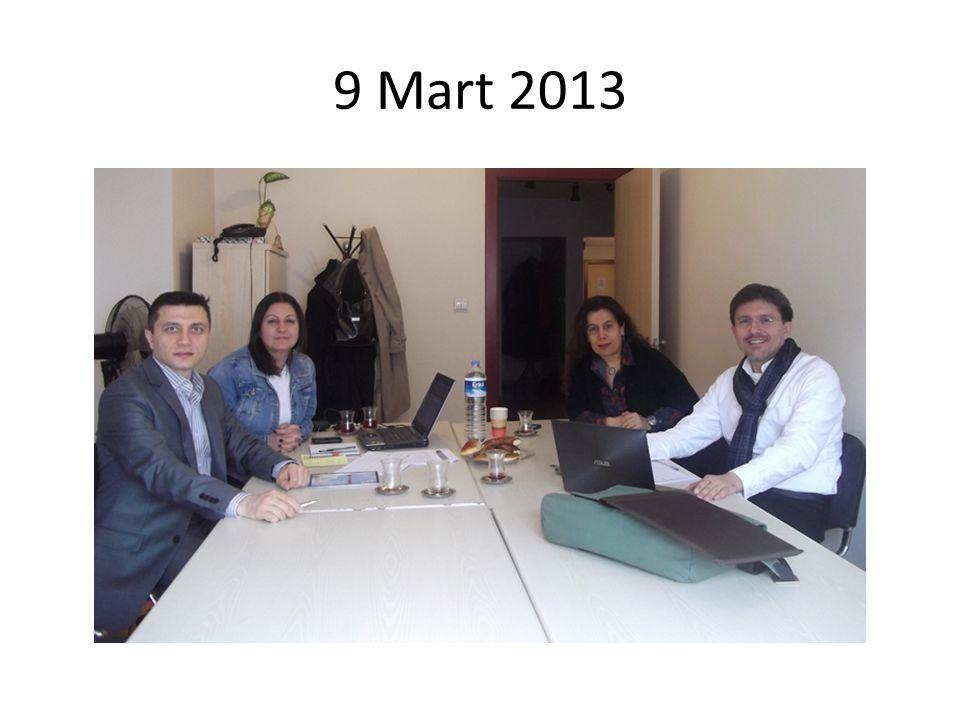 9 Mart 2013