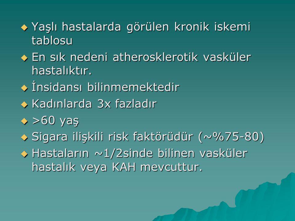 Ağrı için 2 olası açıklama ; 1.Splanknik kan akımı ve intestinal metabolik istem arası uyumsuzluk 2.