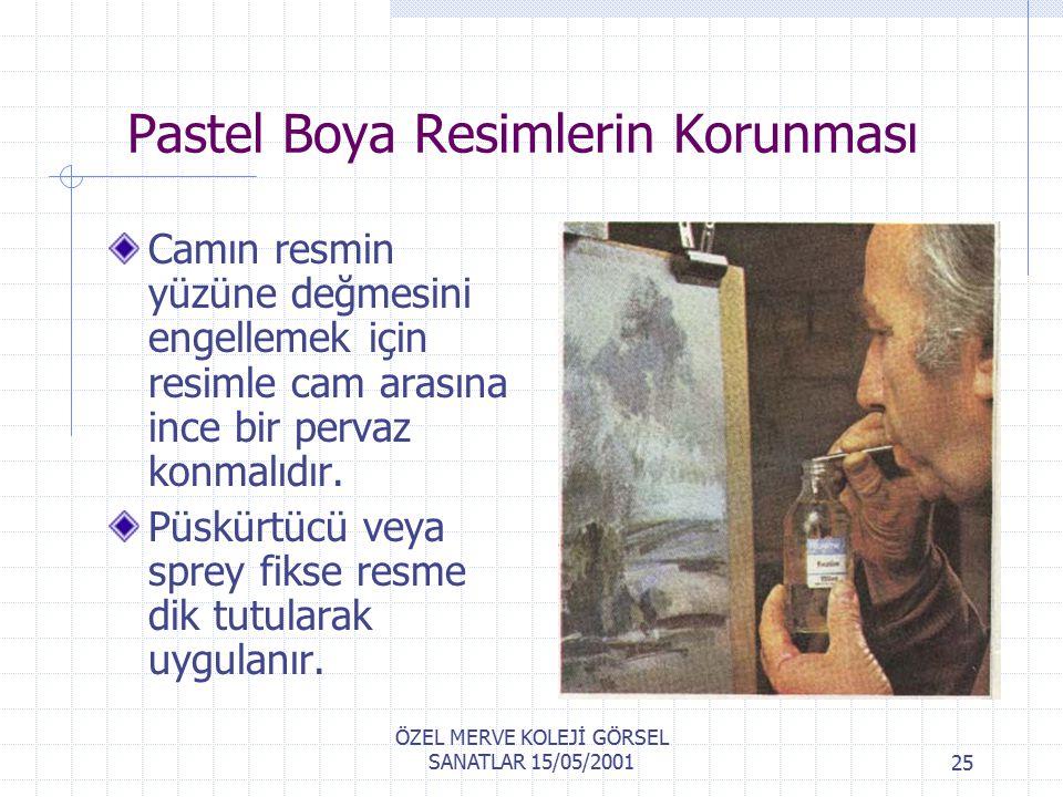 ÖZEL MERVE KOLEJİ GÖRSEL SANATLAR 15/05/200124 4.Son Durum
