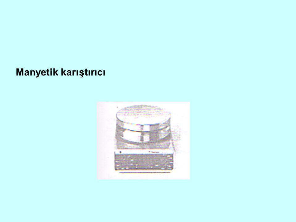Manyetik karıştırıcı