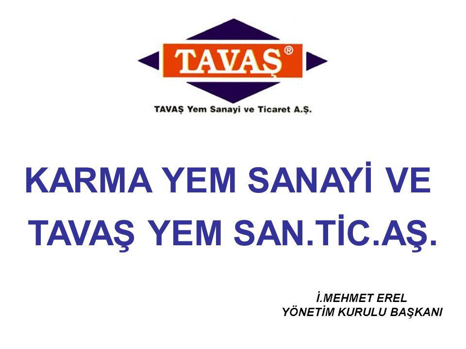 1979 da Adana'da kuruldu 1993 de halen bulunduğu Adana'daki modern tesislerini devreye aldı Aynı yıl Kocaeli-Derince fabrikasını bünyesine kattı 1994 de Ar-Ge departmanını oluşturdu 1997 de SGS-ISO 9002 kalite Sistem Belgesi ile kalite bilincine bakış açısını isbat etti ( ) Yem Sanayinde İlk Belge
