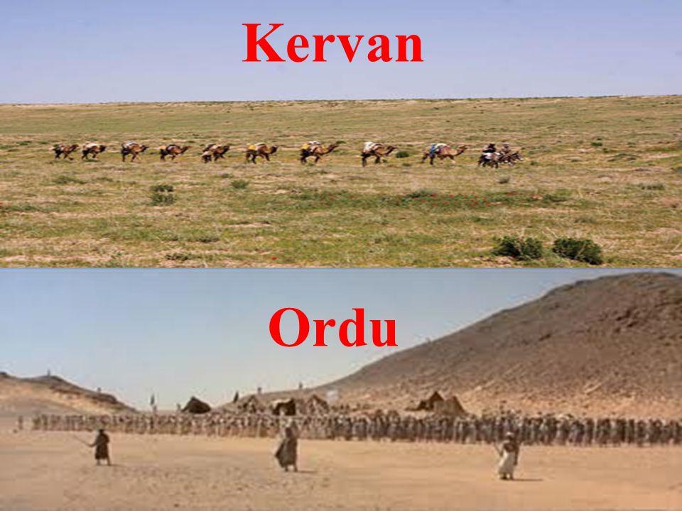 Ordu Kervan