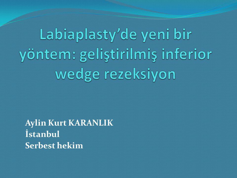 Aylin Kurt KARANLIK İstanbul Serbest hekim