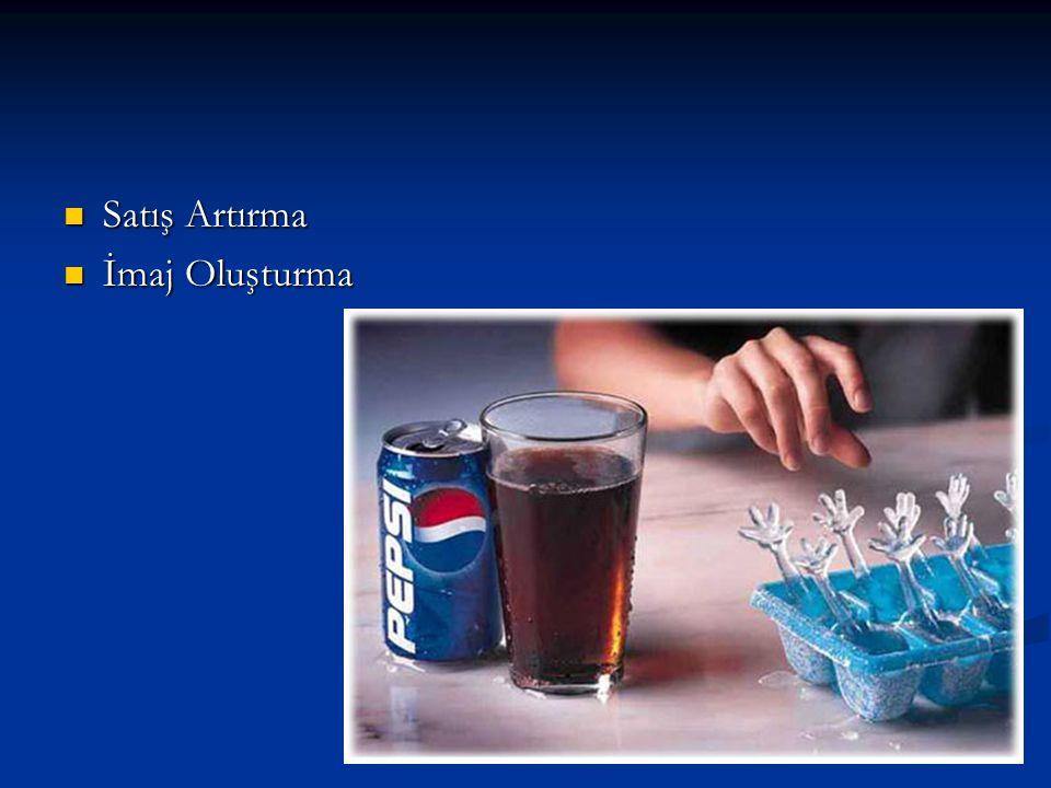 Reklamı yapılacak bir gıda ürünü tat ve lezzet olarak bir haz yaratsa da, görsel olarak çekici olmayabilir.