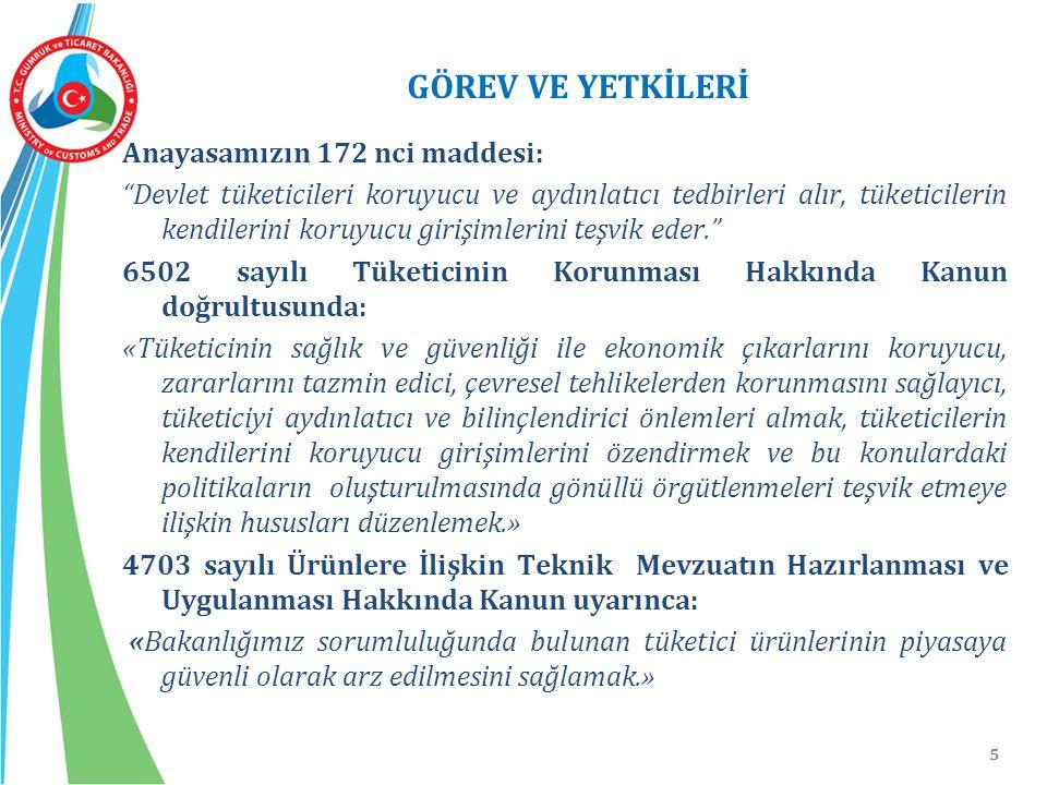 16 /40 Bilinçli Tüketici, Basiretli Tacir Ayıplı mal ve hizmette tüketiciye sağlanan haklar tüketici lehine genişletilmektedir (MADDE 8-16).