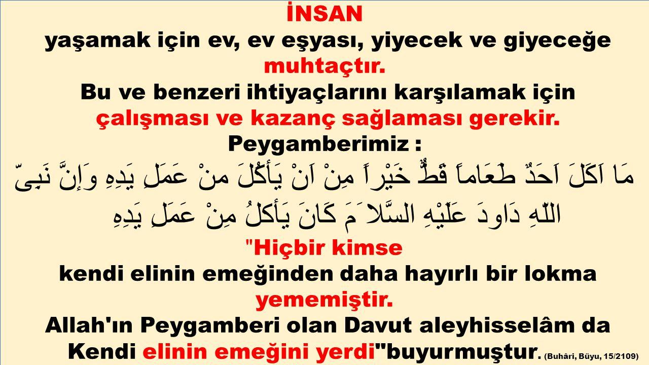 Allah Teala Kur an-ı Kerim de bunlarla ilgili olarak şöyle buyuruyor: 1- - Eksik ölçüp tartanların vay haline.
