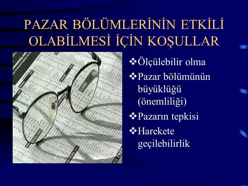 Konumlandırma araştırmalarında niteliksel ve niceliksel yöntemler kullanılmaktadır.
