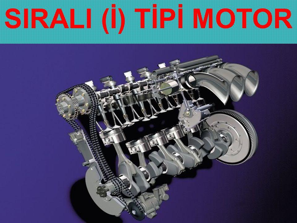 SIRALI (İ) TİPİ MOTOR