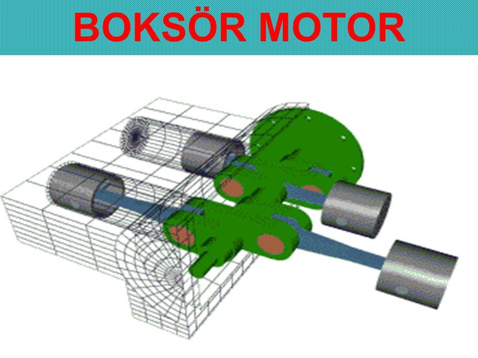 BOKSÖR MOTOR