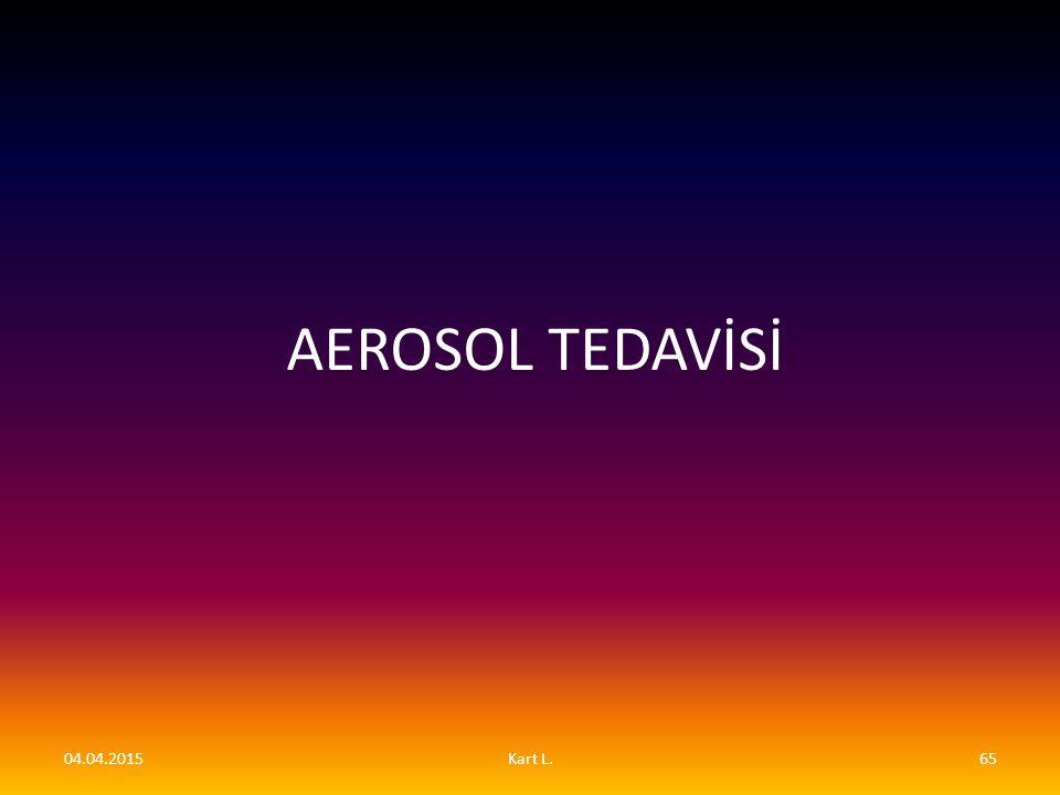 AEROSOL TEDAVİSİ 04.04.201565Kart L.