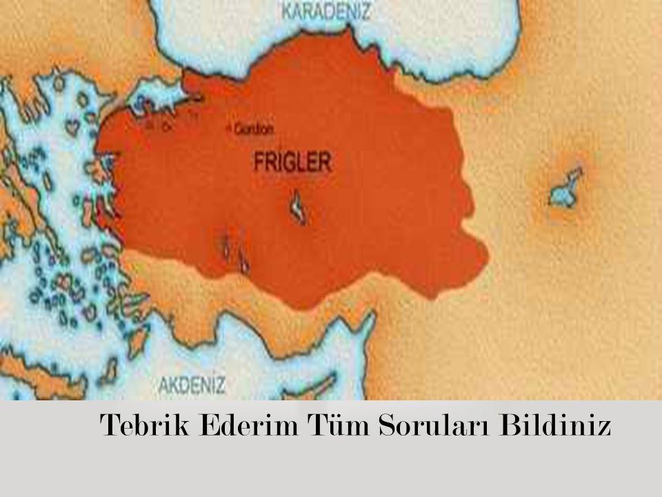 Ankara,Eski ş ehir,Afyon dolaylarında devlet kurdular.