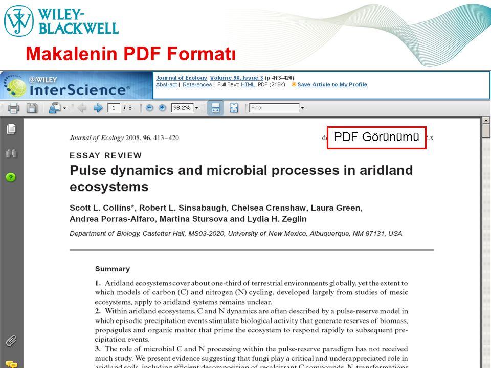 www.interscience.wiley.com Makalenin PDF Formatı PDF Görünümü