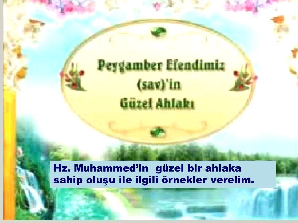 Hz.Muhammed Medine'ye hicret etti ğ inde burada bir mescit yaptırmı ş tır.