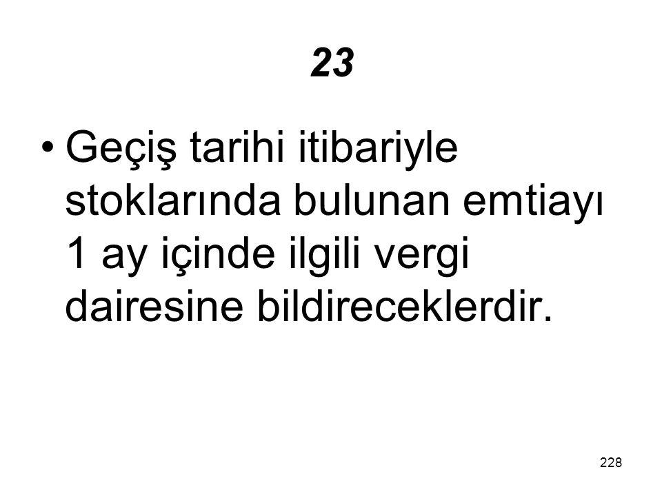 229 29.Vergi İndirimi 2.