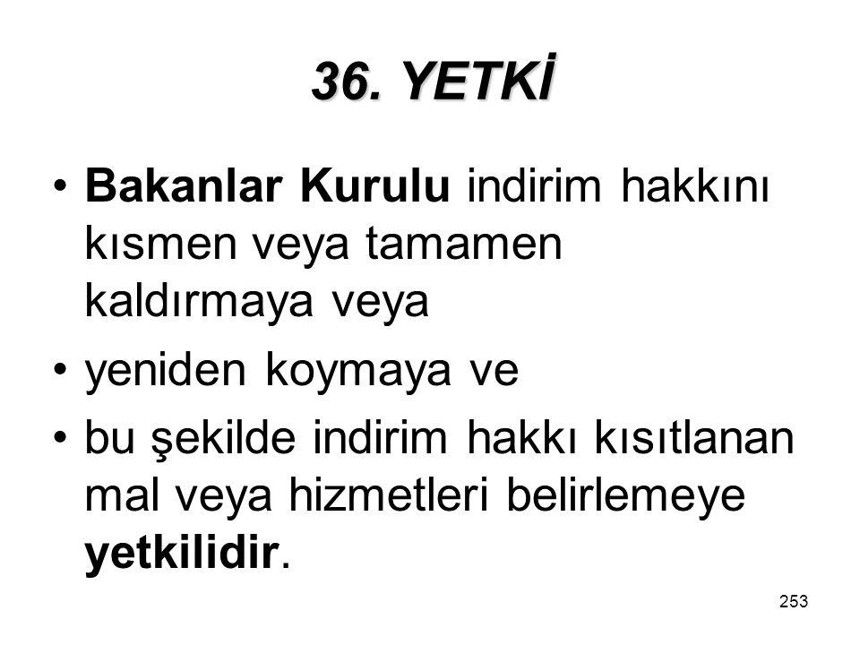 254 37.Gerçek Usulde Vergilendirme 1.