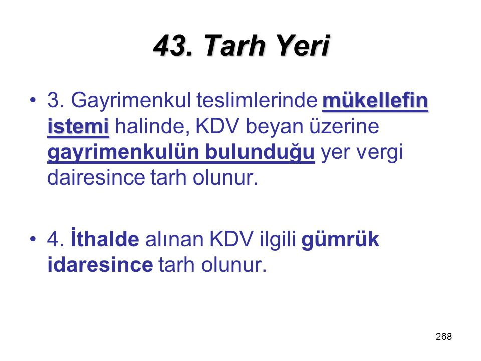 269 43.Tarh Yeri 5.