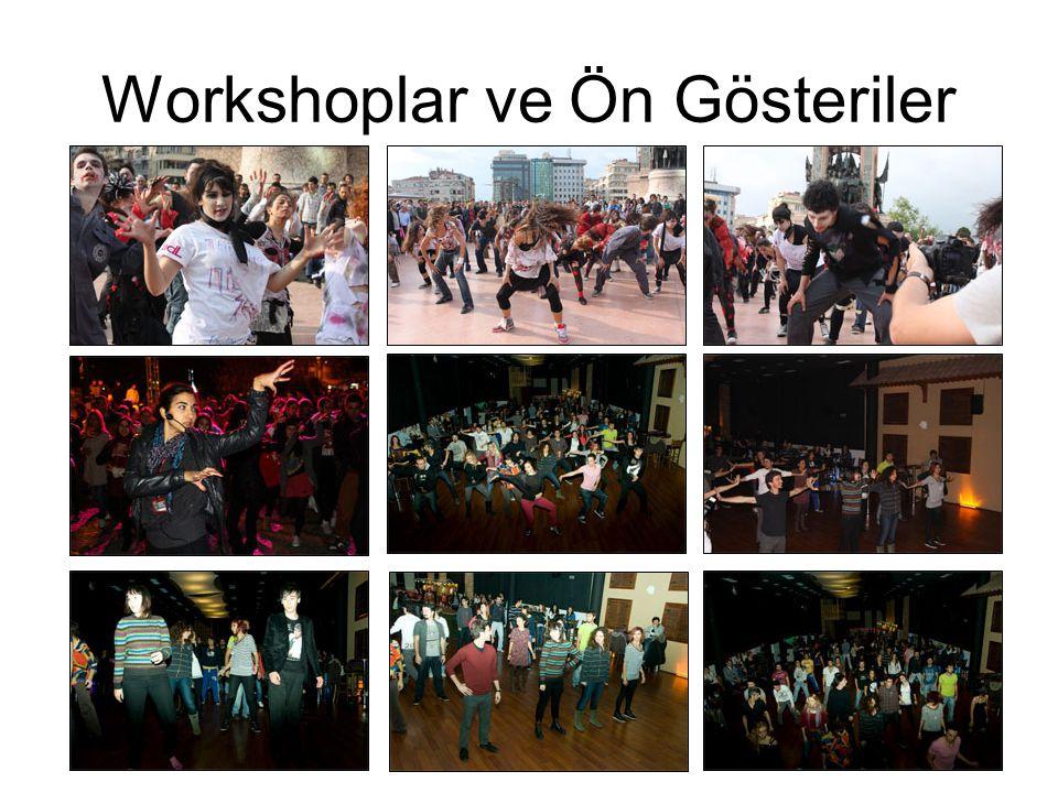 Workshoplar ve Ön Gösteriler