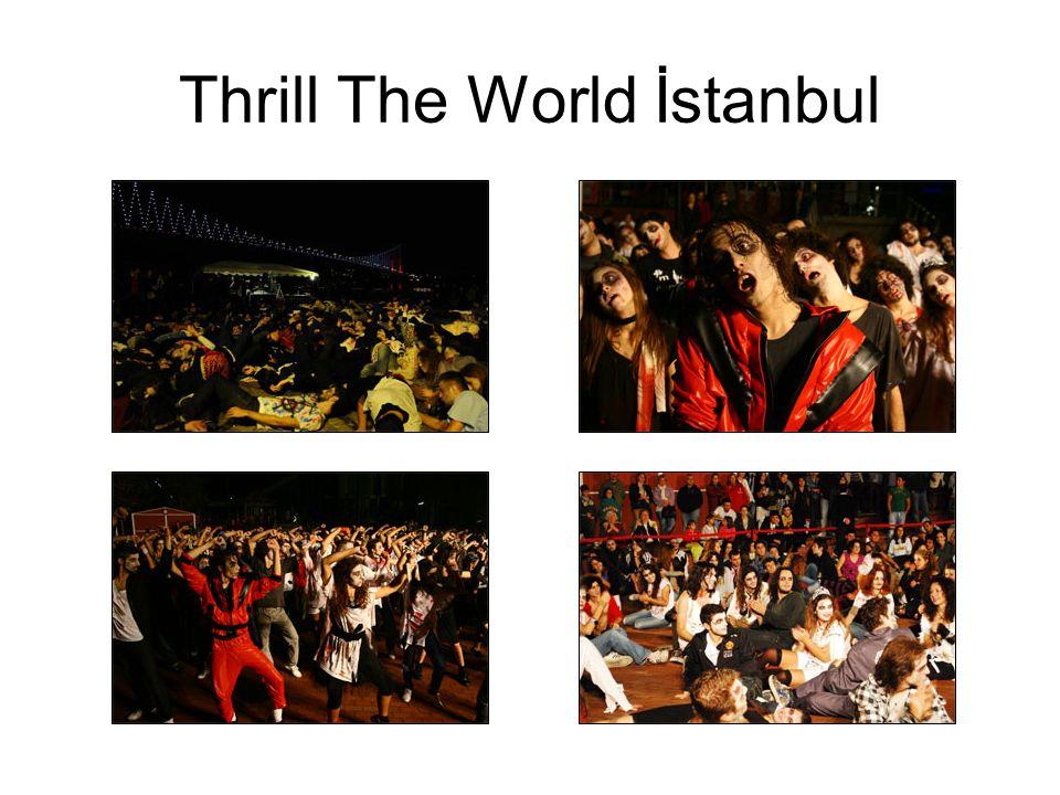 Medyada Thrill The World İstanbul