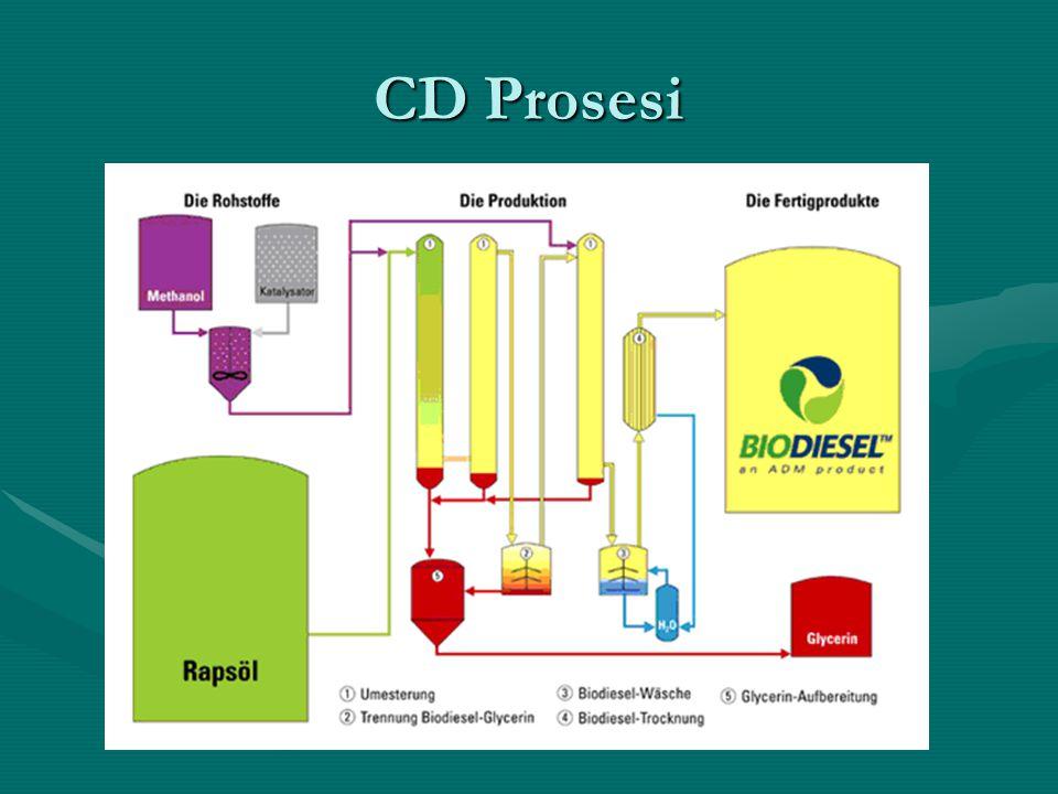 CD Prosesi