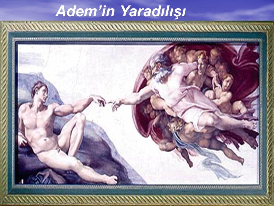 Adem'in Yaradılışı