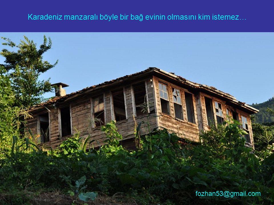 Bazı eski evler restore edilmiş, çok da güzel olmuşlar… Bu ev onlardan bir tanesi.