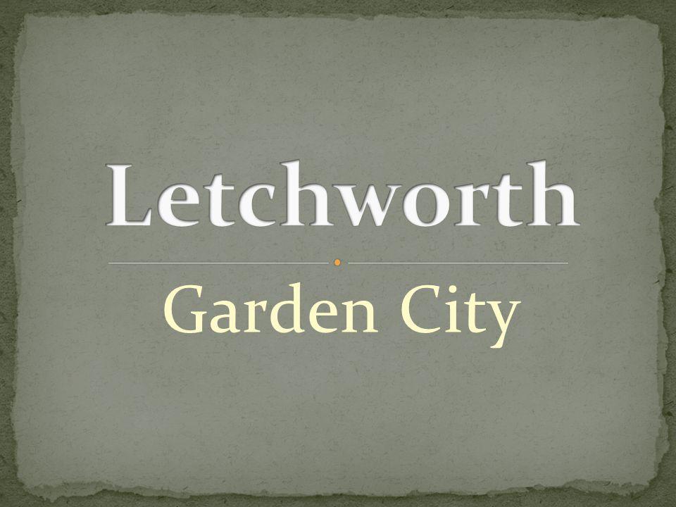Kent ve ülke yaşam iyi birleştirmek için planlanan, Letchworth Garden City oldukça farklı bir yer, eşsiz mirası bize keşfetmek için bazı ilginç yerler sunuyor.